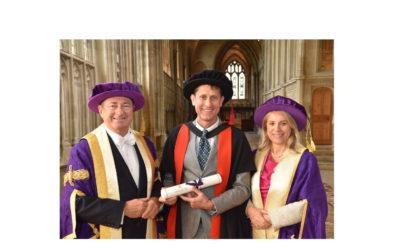 Award: University Values Award