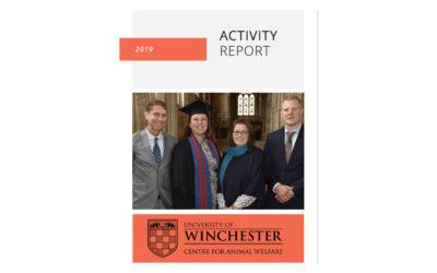 Report: CAW Activity Report 2019
